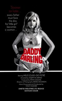 Daddy, Darling - 11 x 17 Movie Poster - Style B