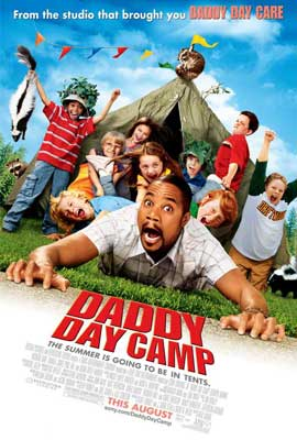 Daddy Day Camp - 27 x 40 Movie Poster - Style A