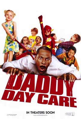 Daddy Day Care - 11 x 17 Movie Poster - Style A