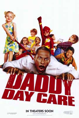 Daddy Day Care - 27 x 40 Movie Poster - Style A