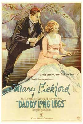 Daddy Long Legs - 27 x 40 Movie Poster - Style A
