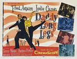 Daddy Long Legs - 11 x 14 Movie Poster - Style E