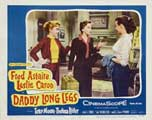 Daddy Long Legs - 11 x 14 Movie Poster - Style F