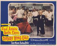 Daddy Long Legs - 11 x 14 Movie Poster - Style B