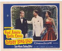 Daddy Long Legs - 11 x 14 Movie Poster - Style C