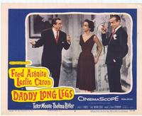 Daddy Long Legs - 11 x 14 Movie Poster - Style D