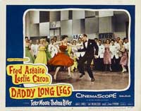 Daddy Long Legs - 11 x 14 Movie Poster - Style G