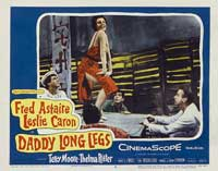 Daddy Long Legs - 11 x 14 Movie Poster - Style H