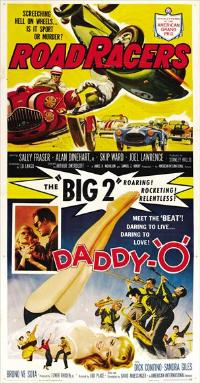 Daddy-O - 27 x 40 Movie Poster - Style B
