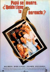 Daddy's Dying...Who's Got the Will? - 27 x 40 Movie Poster - Spanish Style A
