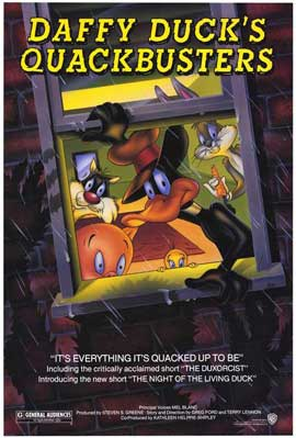 Daffy Ducks Quackbusters - 27 x 40 Movie Poster - Style A
