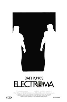 Daft Punk's Electroma - 11 x 17 Movie Poster - Style A