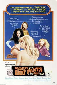 Dagmars Hot Pants Inc. - 43 x 62 Movie Poster - Bus Shelter Style A