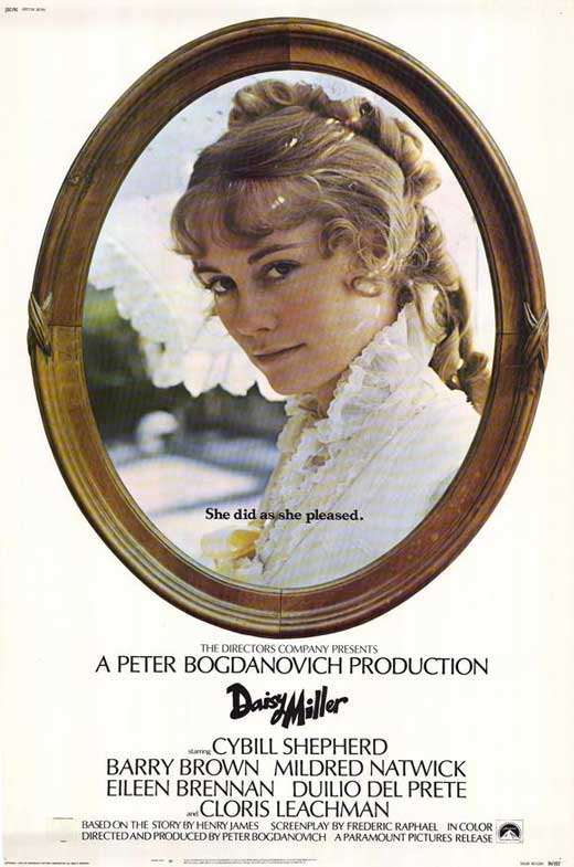 daisy miller movie posters from movie poster shop