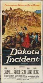 Dakota Incident - 11 x 17 Movie Poster - Style C