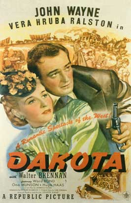 Dakota - 11 x 17 Movie Poster - Style A