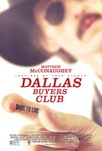 Dallas Buyers Club - 11 x 17 Movie Poster - Style B