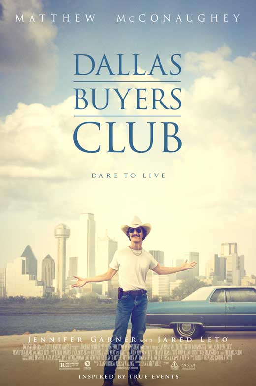 dallas buyers club movie posters from movie poster shop. Black Bedroom Furniture Sets. Home Design Ideas