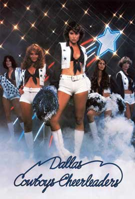 Dallas Cheerleaders - 11 x 17 Movie Poster - Style A