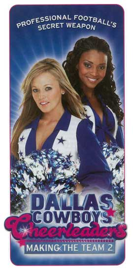 Dallas Cowboys Cheerleaders - 11 x 17 TV Poster - Style A