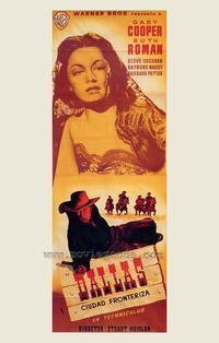 Dallas - 27 x 40 Movie Poster - Spanish Style A