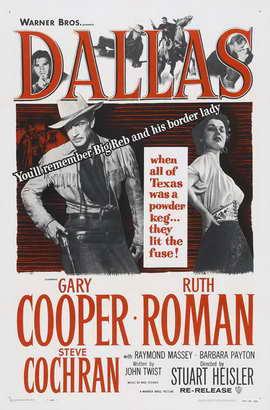 Dallas - 27 x 40 Movie Poster - Style A