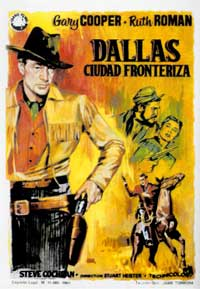 Dallas - 11 x 17 Movie Poster - Spanish Style B