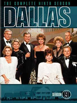Dallas (TV) - 11 x 17 TV Poster - Style B