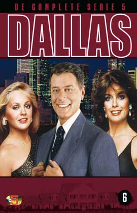 Dallas (TV) - 11 x 17 TV Poster - Belgian Style A