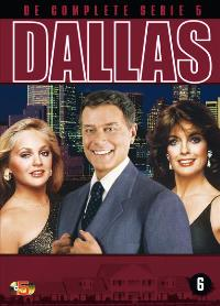 Dallas (TV) - 27 x 40 TV Poster - Belgian Style A