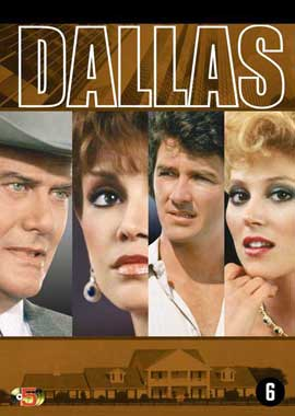 Dallas (TV) - 11 x 17 TV Poster - Belgian Style B
