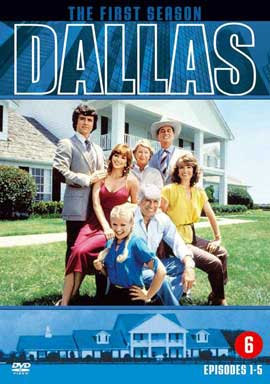 Dallas (TV) - 27 x 40 TV Poster - Belgian Style C