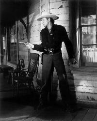Dallas (TV) - 8 x 10 B&W Photo #007