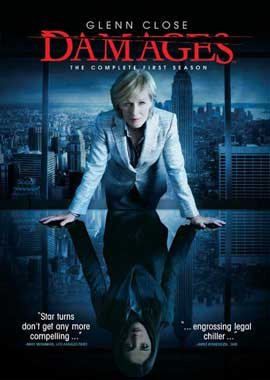 Damages (TV) - 11 x 17 TV Poster - Style D