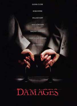 Damages (TV) - 11 x 17 TV Poster - Style E