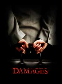 Damages (TV) - 43 x 62 TV Poster - Style A