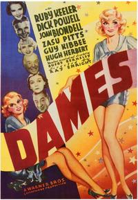 Dames - 11 x 17 Movie Poster - Style A