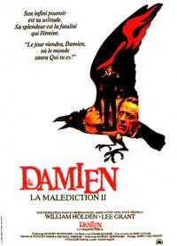Damien: Omen 2 - 27 x 40 Movie Poster - French Style A