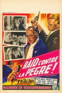Damn Citizen - 11 x 17 Movie Poster - Belgian Style A