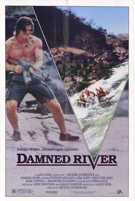 Damned River - 27 x 40 Movie Poster - Style A