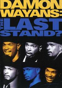 Damon Wayans: The Last Stand? - 27 x 40 Movie Poster - Style A