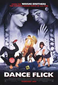 Dance Flick - 43 x 62 Movie Poster - Bus Shelter Style A