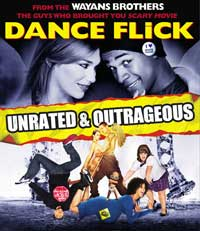 Dance Flick - 43 x 62 Movie Poster - Bus Shelter Style C