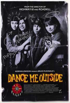 Dance Me Outside - 11 x 17 Movie Poster - Style B