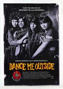 Dance Me Outside - 27 x 40 Movie Poster - Style B