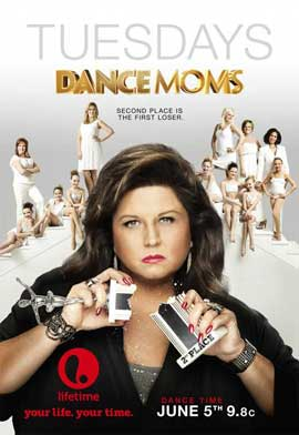 Dance Moms (TV) - 11 x 17 TV Poster - Style A