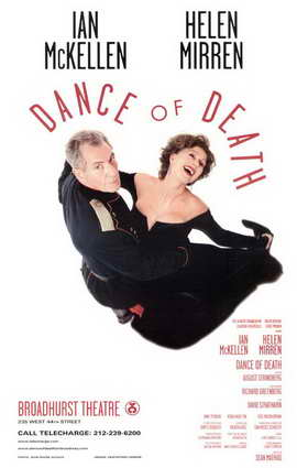 Dance of Death (Broadway) - 11 x 17 Poster - Style A