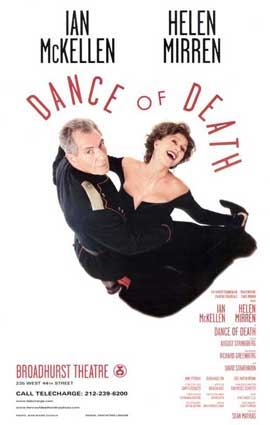 Dance of Death (Broadway) - 27 x 40 Poster - Style A