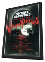 Dance of the Vampires (Broadway) - 11 x 17 Poster - Style A - in Deluxe Wood Frame
