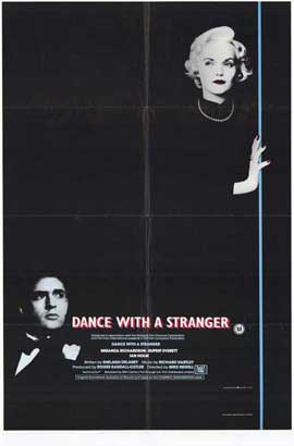 Dance with a Stranger - 11 x 17 Movie Poster - Style B